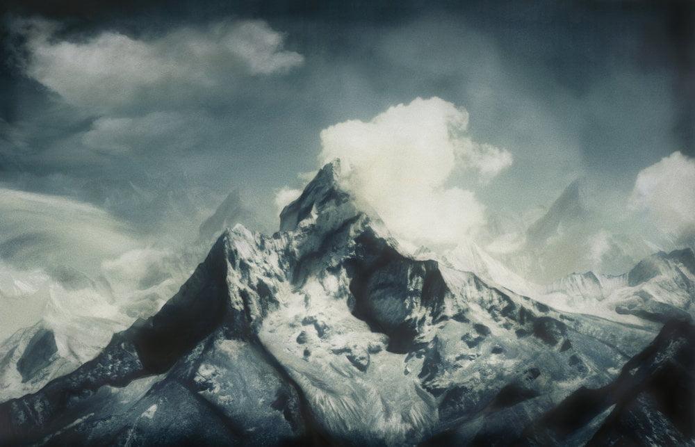 Ama Dablam, Himalaya, 2016
